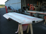 Starboard wing complete 4.