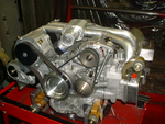 200 hp Supercharged EA81