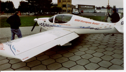 November 2003 Test Flying