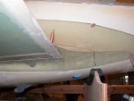 Wing root fairing instructions for fitting Fred 9